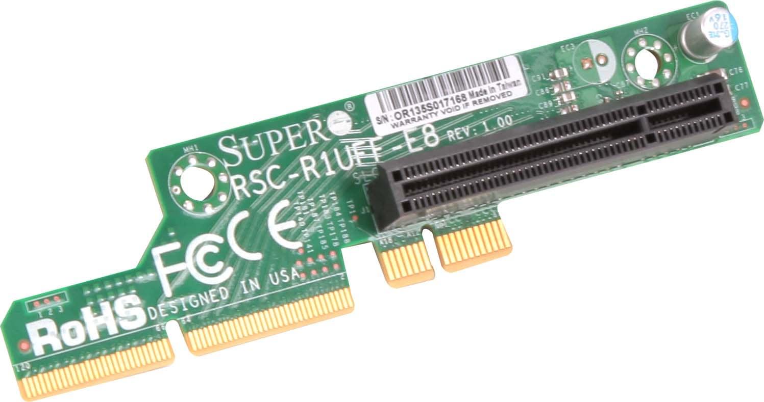 Zdjecie - RSC-R1UFF-E8 - Supermicro