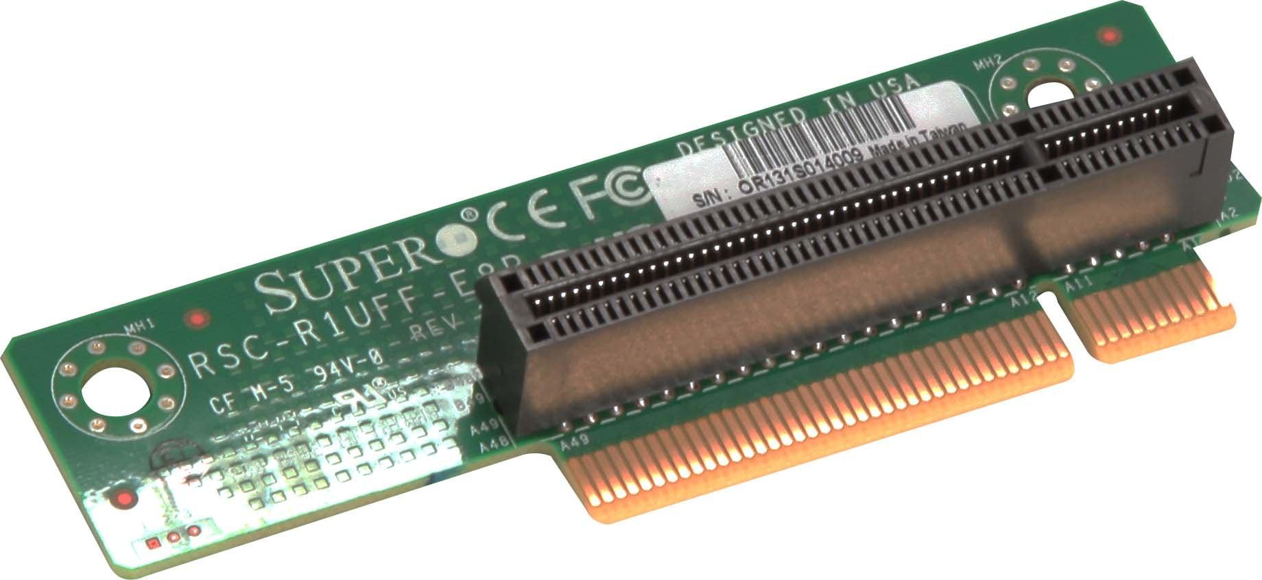 Zdjecie - RSC-R1UFF-E8R - Supermicro
