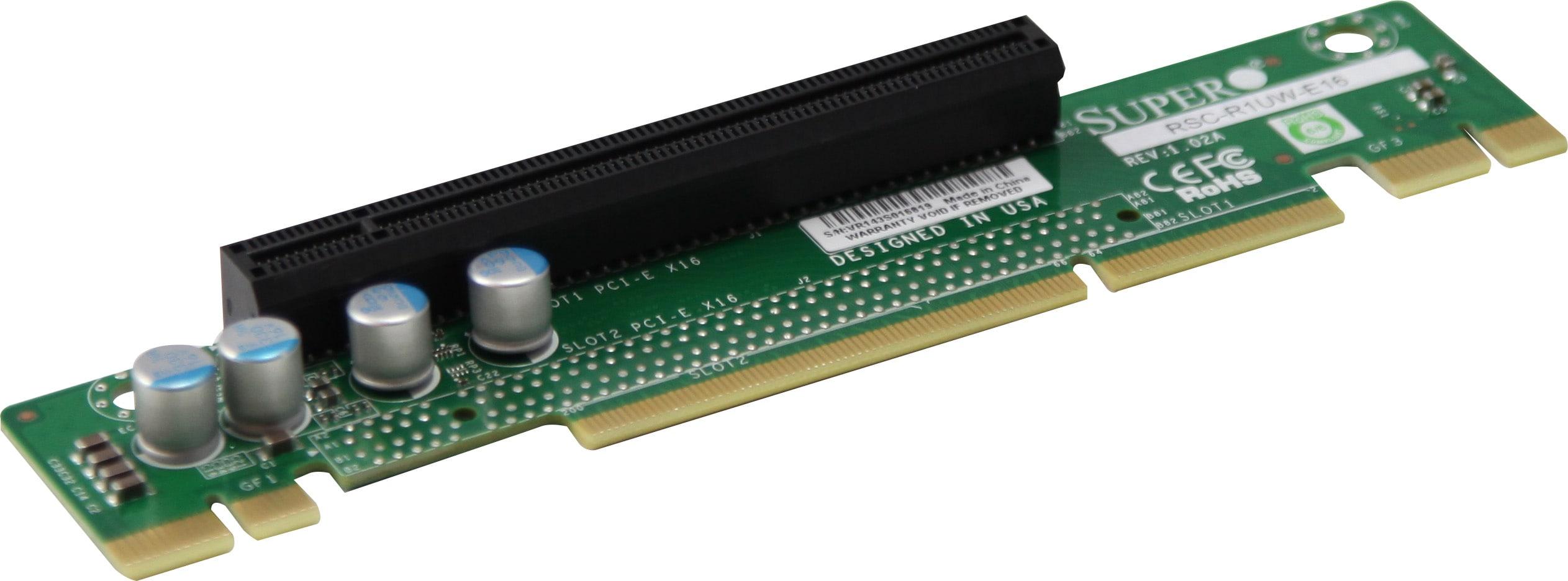 Zdjecie - RSC-R1UW-E16 - Supermicro