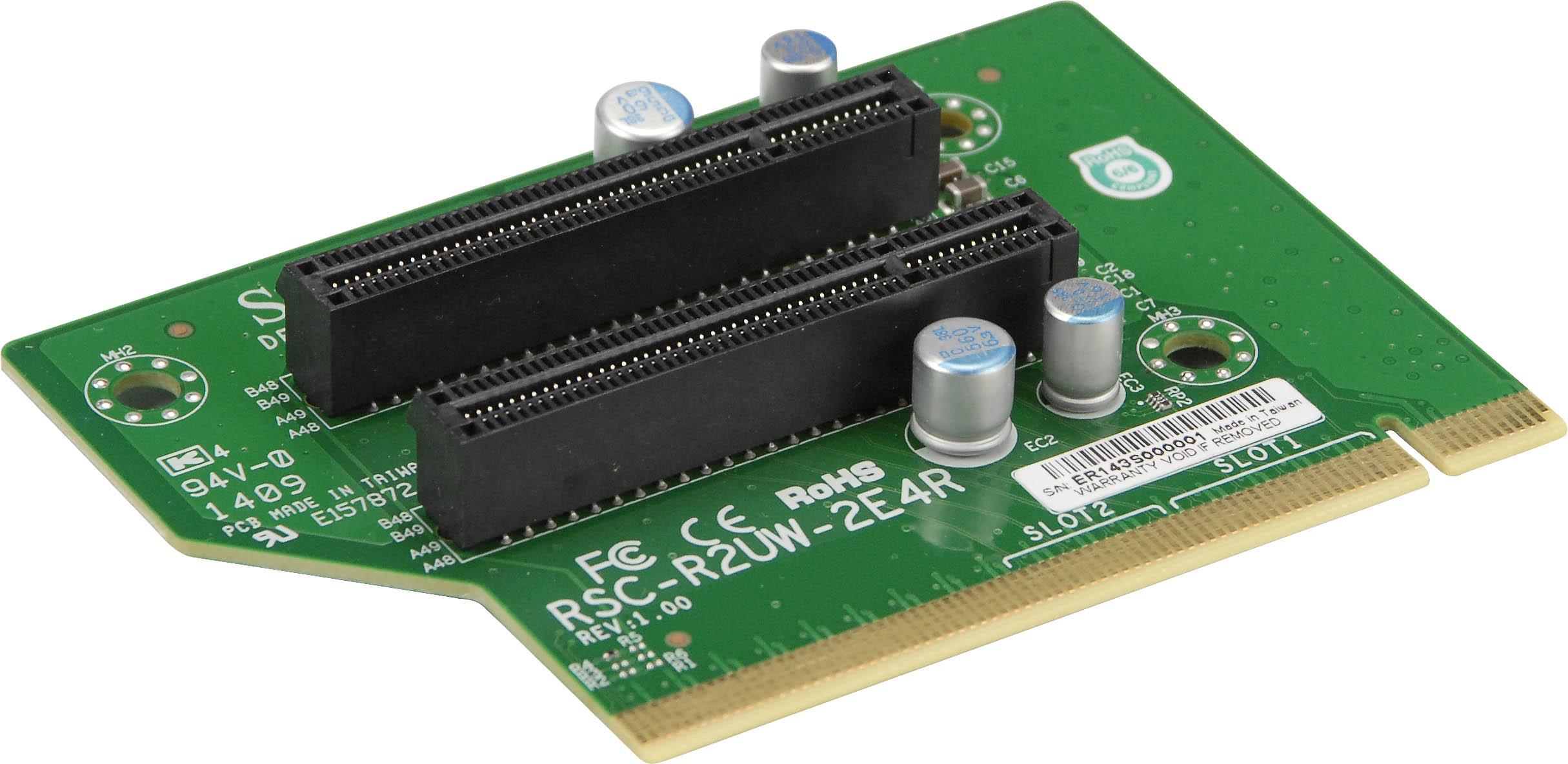 Zdjecie - RSC-R2UW-2E4R - Supermicro