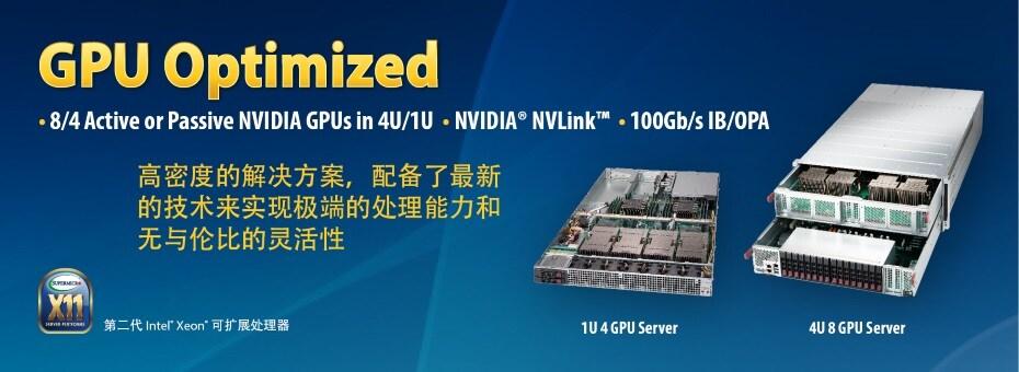 GPU Systems | Super Micro Computer, Inc