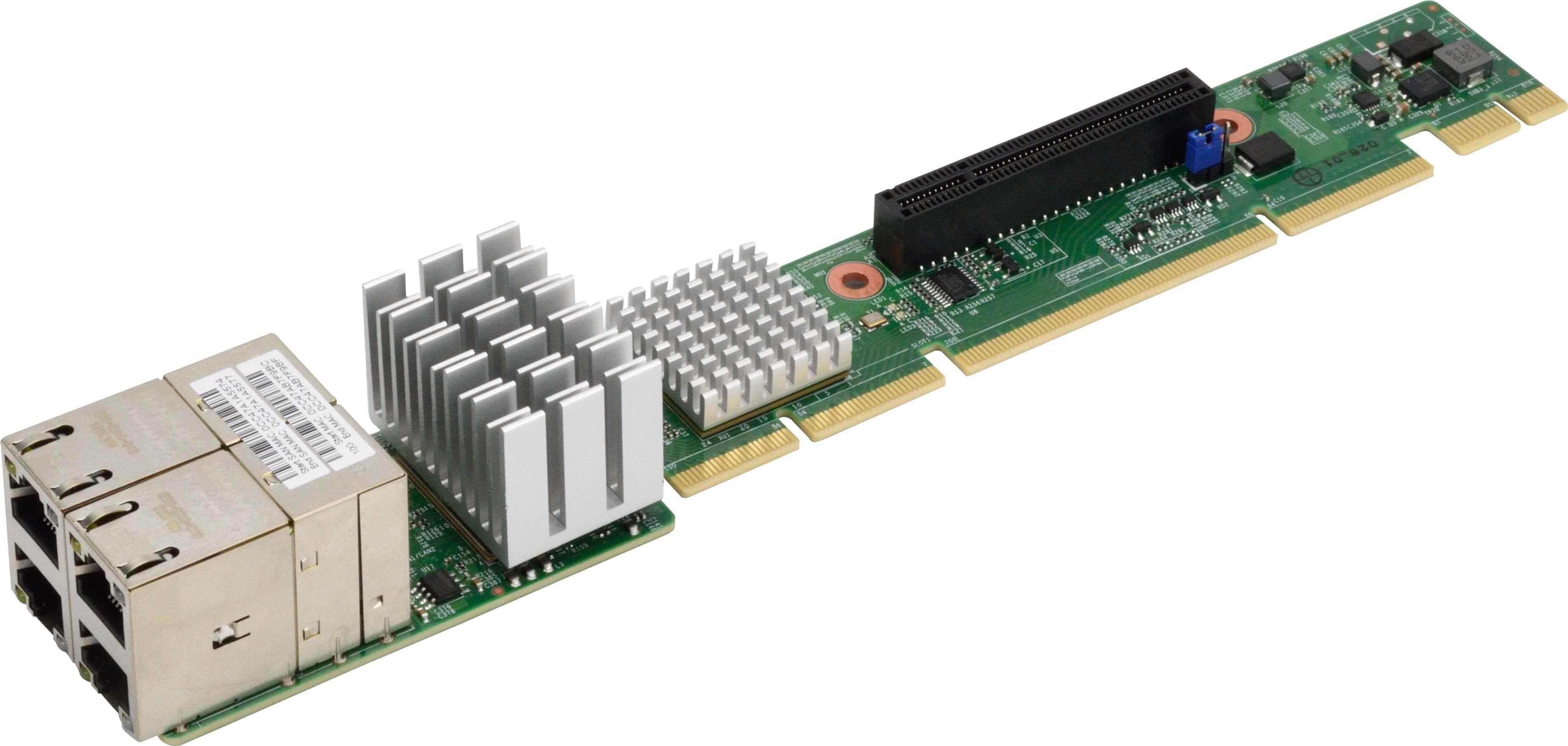 Super Micro Computer, Inc  - Support | Ultra Riser Compatibility Matrix