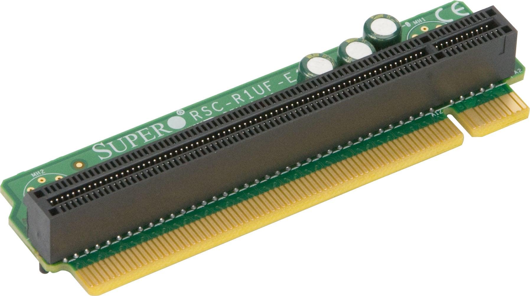 Supermicro RSC-R1UFF-E16R 1U Riser Card