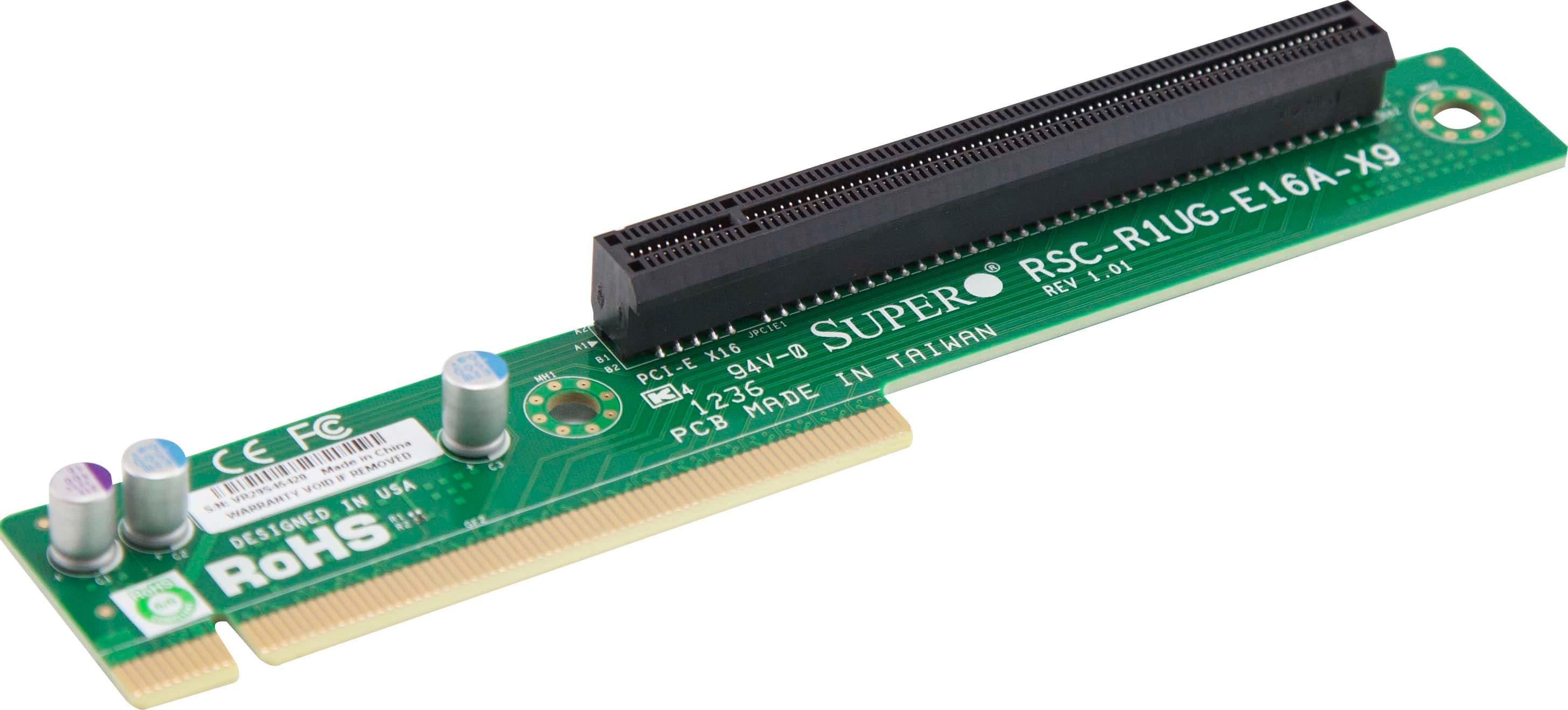 Zdjecie - RSC-R1UG-E16A-X9 - Supermicro