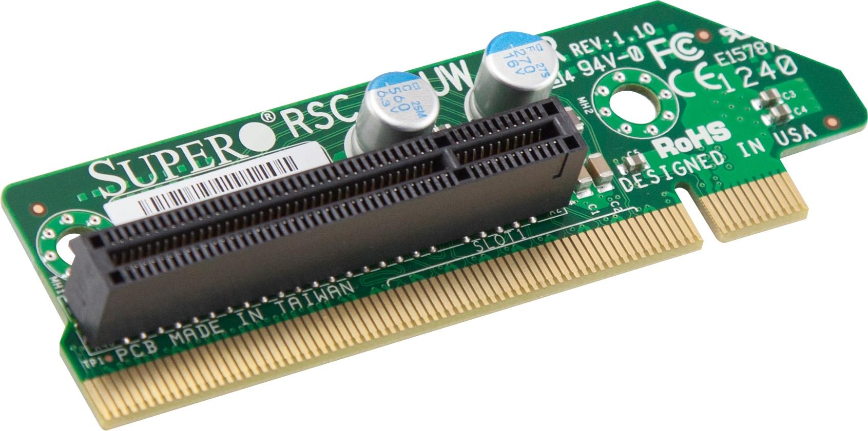 Zdjecie - RSC-R1UW-E8R - Supermicro