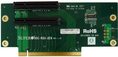 Zdjecie - RSC-R2U-2E8 - Supermicro