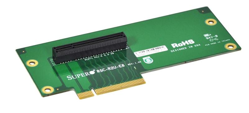 Zdjecie - RSC-R2U-E8 - Supermicro