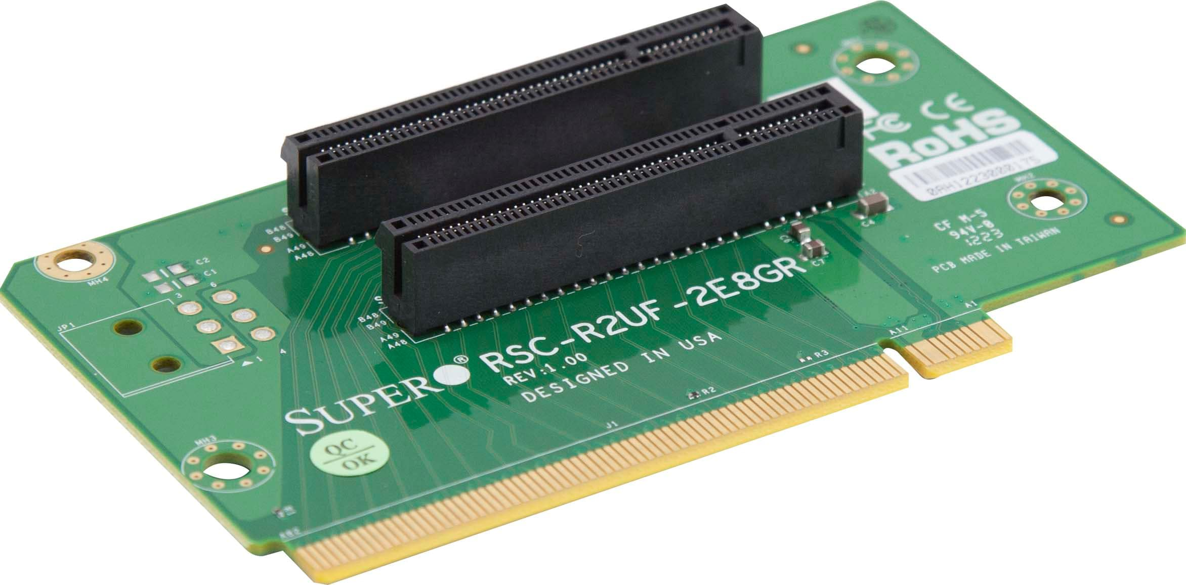 Zdjecie - RSC-R2UF-2E8GR - Supermicro