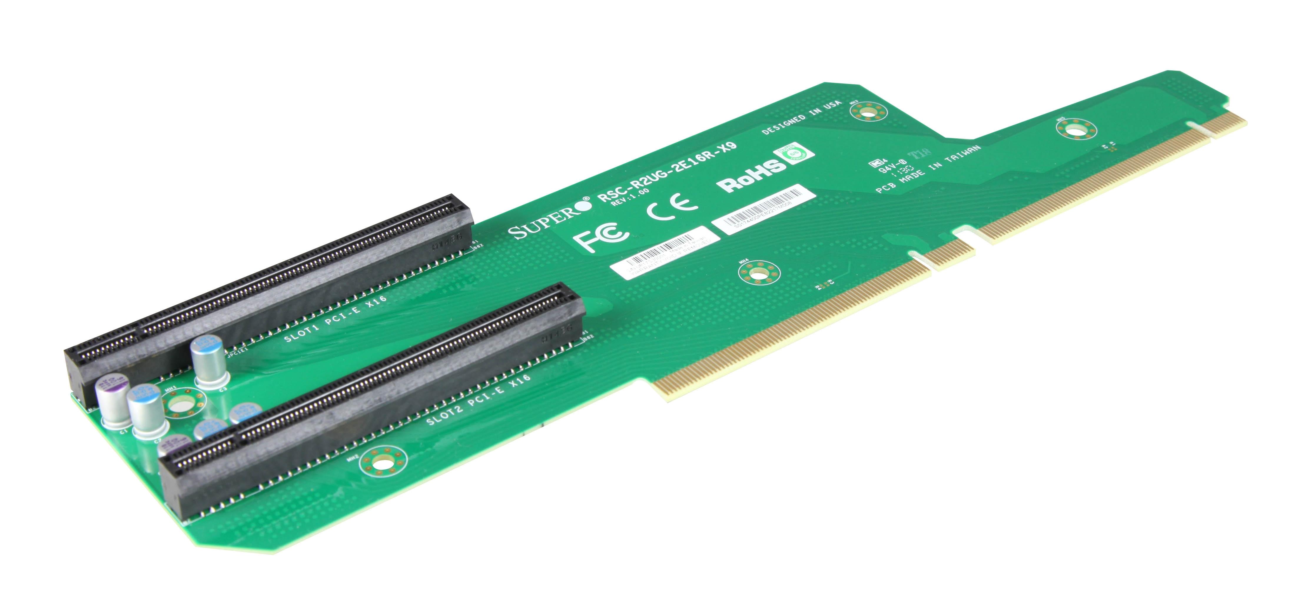 Zdjecie - RSC-R2UG-2E16R-X9 - Supermicro