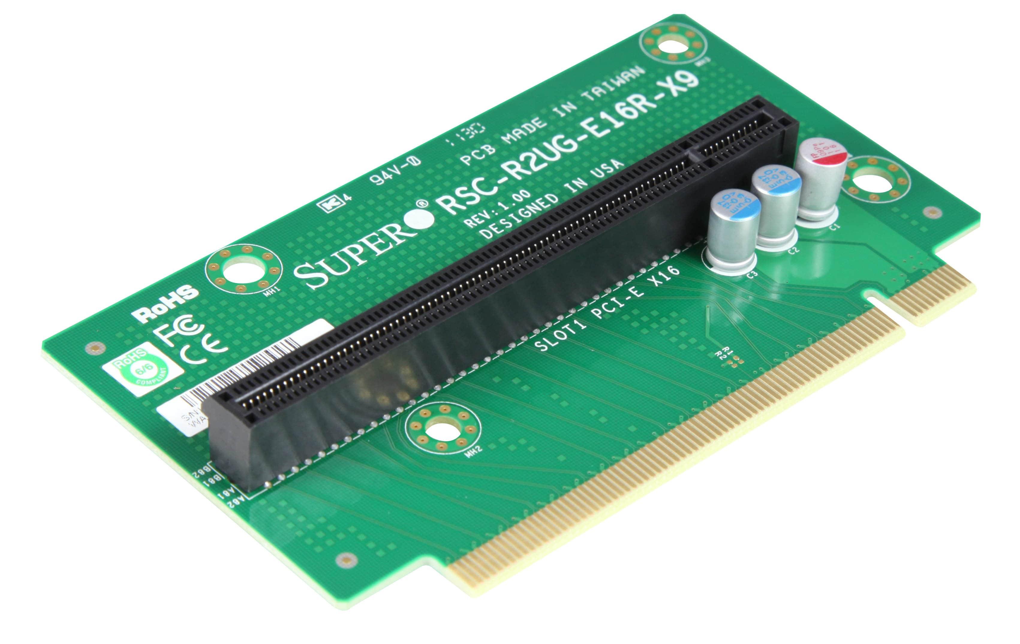 Zdjecie - RSC-R2UG-E16R-X9 - Supermicro