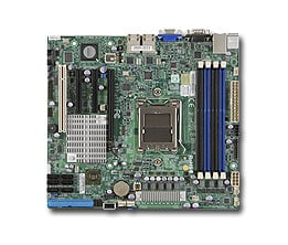 Supermicro AMD Motherboard H8SCM-F