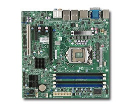 Supermicro Motherboard Xeon Boards c7q67