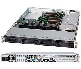 SC815TQ-600UB | 1U | Chassis | Products | Super Micro Computer, Inc