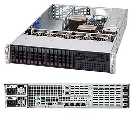 Supermicro 2U PDB-PT213-S8824 24 Pin Server Power Distributor PDB PT213 S8824