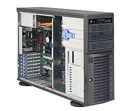X8 PC air shroud 12x13MB Supermicro MCP-310-49002-0N Intel DP X9