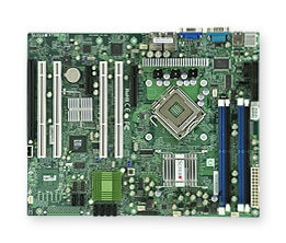 Supermicro X7SB4 / X7SBE Driver Windows 7
