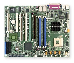 Supermicro P4SCT / P4SCT / P4SCT II Driver Download (2019)