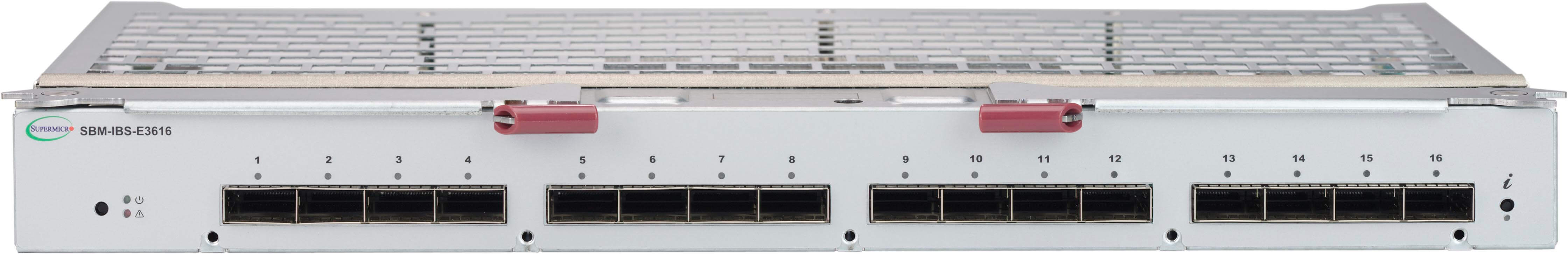 100Gb EDR InfiniBand Switch
