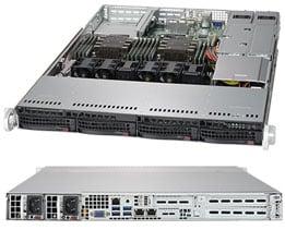 1U Dual Socket Scalable Family Rackmount Server 2