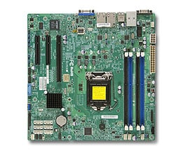 Supermicro motherboard X10SLH-F