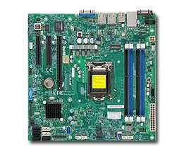 Supermicro motherboard X10SLL-F