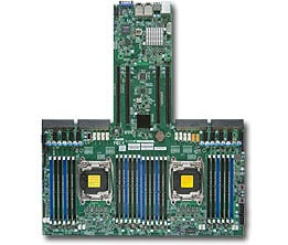 Supermicro Motherboard Xeon Boards X10DRG-O+-CPU