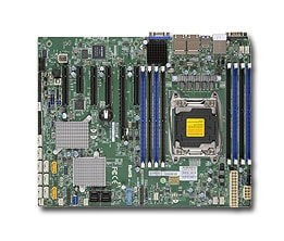 Supermicro Motherboard Xeon Boards X10SRH-CLN4F