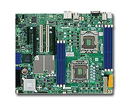 SuperMicro X8DAL-3 / X8DAL-i Treiber Windows 10
