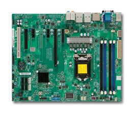 Supermicro motherboard X9SAE