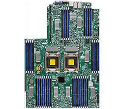 Supermicro motherboard X10DBT-T