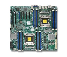 Supermicro motherboard X9DAX-7F