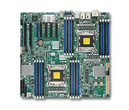 Supermicro motherboard X9DAX-7TF