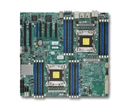 Supermicro motherboard X9DAX-iF