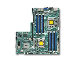 Supermicro motherboard X9DBU-iF