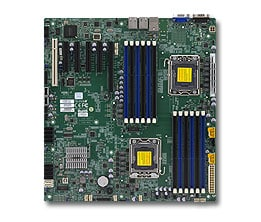Supermicro motherboard X9DBi-F