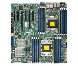 Supermicro motherboard X9DR7-LN4F
