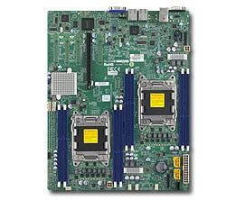 Supermicro motherboard X9DRD-LF