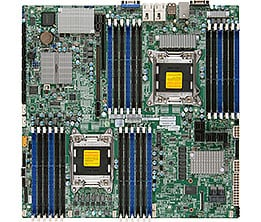 Supermicro motherboard X9DRD-CT+
