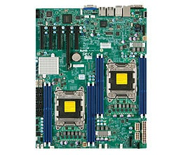 Supermicro motherboard X9DRD-iF