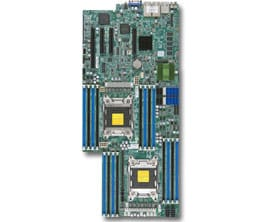 Supermicro motherboard X9DRFF-7T+