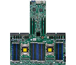 Supermicro motherboard X9DRG-OF-CPU