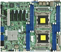 Supermicro motherboard X9DRL-3F