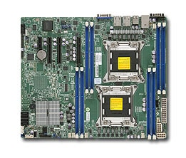 Supermicro motherboard X9DRL-EF