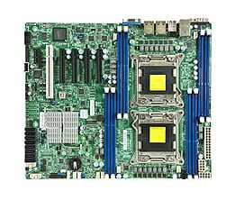 Supermicro motherboard X9DRL-iF