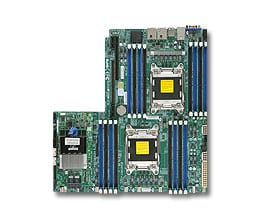 Supermicro motherboard X9DRW-CF31