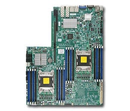 Supermicro motherboard X9DRW-7TPF
