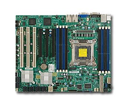 Supermicro motherboard X9SRE-F