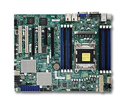 Supermicro motherboard X9SRH-7F