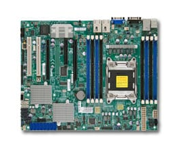 Supermicro motherboard X9SRH-7TF
