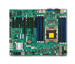 Supermicro motherboard X9SRL-F